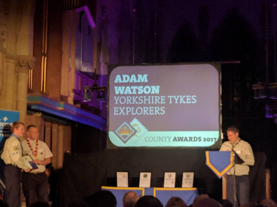 Brighouse District Scouts » Archive » 2017 County Awards